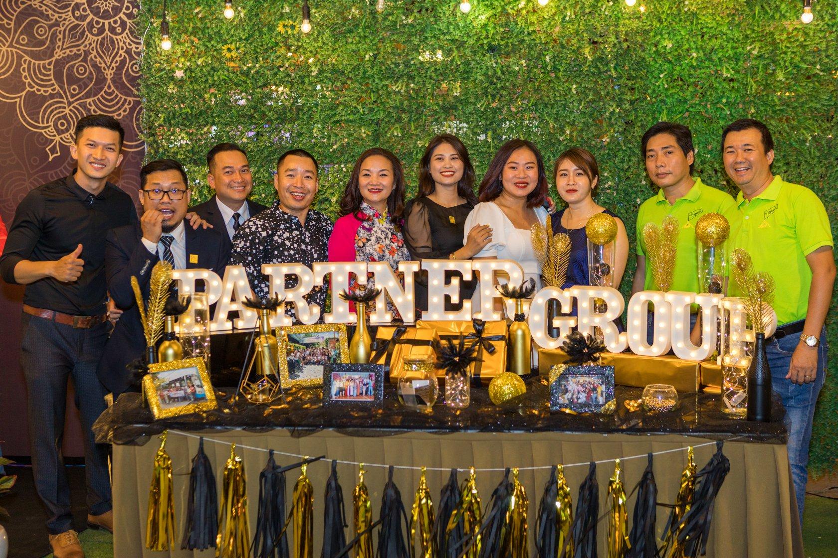 Chào mừng Bạn đã đến với PARTNER GROUP VIETNAM!